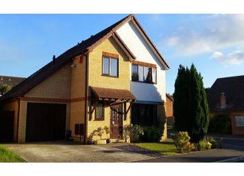 Thumbnail 5 bed detached house to rent in Alder Close, Sandford, Wareham