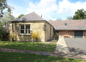Thumbnail 5 bed detached house for sale in Hartford Hall Estate, Bedlington