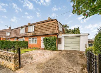 Windsor Road, Chesham HP5. 3 bed semi-detached house