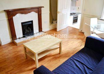 Thumbnail 3 bed flat to rent in Warton Terrace, Heaton, Newcastle Upon Tyne