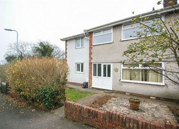 Thumbnail 4 bed semi-detached house for sale in Croftfield Crescent, Newton, Swansea