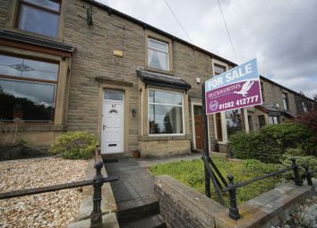 Thumbnail 3 bedroom terraced house for sale in Rosehill Road, Burnley