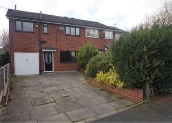 Thumbnail 3 bed semi-detached house for sale in Cranberry Close, Altrincham