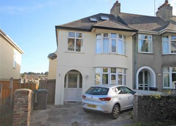 Thumbnail 4 bed semi-detached house for sale in Burton Street, Central Area, Brixham
