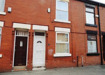 Thumbnail 2 bed terraced house to rent in Odette Street, Gorton, Manchester