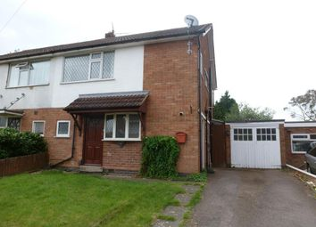 Thumbnail 3 bed property to rent in Highleys Drive, Oadby, Leicester