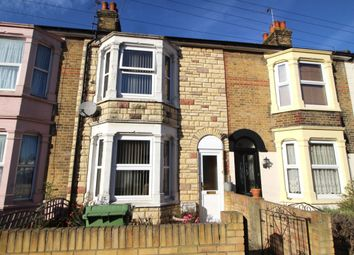 Thumbnail 3 bed terraced house for sale in Coronation Road, Sheerness
