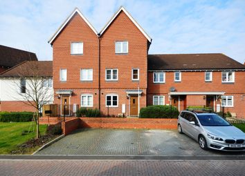 Thumbnail 4 bed terraced house to rent in Outfield Crescent, Wokingham