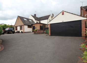 Thumbnail 4 bed detached house for sale in Atherstone Road, Hartshill, Nuneaton