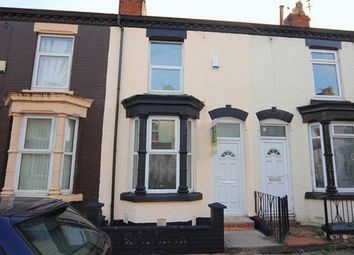 Thumbnail 3 bed property to rent in Bligh Street, Wavertree, Liverpool