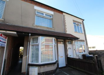 3 bed terraced house for sale in George Street, Barwell, Leicester LE9