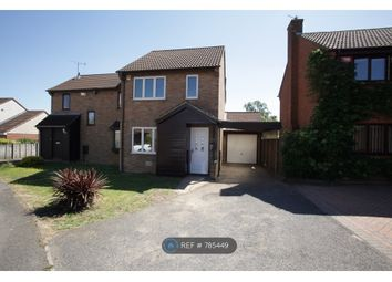 Thumbnail 3 bed semi-detached house to rent in Trafalgar Avenue, Bletchley, Milton Keynes