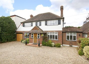 Thumbnail 4 bedroom detached house for sale in Woodmansterne Lane, Banstead, Surrey