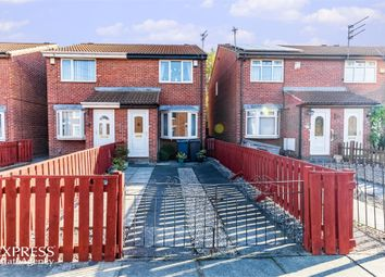 Thumbnail 2 bed semi-detached house for sale in Northbourne Road, Jarrow, Tyne And Wear