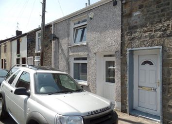 Thumbnail 3 bed terraced house for sale in Wyndham Street, Troedyrhiw, Merthyr Tydfil