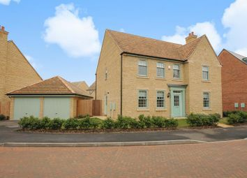 Thumbnail 4 bed detached house for sale in Chadelworth Way, Kingston Bagpuize, Abingdon