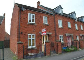 Thumbnail 3 bed semi-detached house for sale in Thatcham Avenue Kingsway, Quedgeley, Gloucester, Gloucestershire