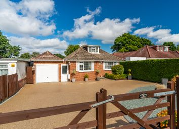 Beverley Gardens, Bursledon SO31. 2 bed detached bungalow
