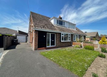 Thumbnail 2 bed semi-detached house for sale in Knot Acre, New Longton, Preston