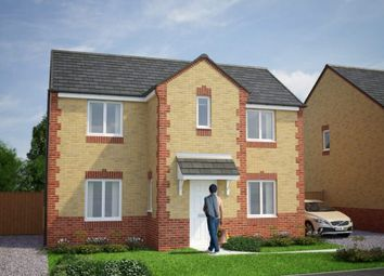 Thumbnail 4 bedroom detached house for sale in Kingsway, Stainforth, Doncaster