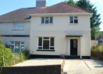 Thumbnail 3 bed semi-detached house for sale in Heol Y Berllan, Crynant, Neath, West Glamorgan