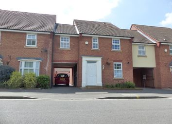Thumbnail 4 bedroom town house to rent in Elmwood Road, Arleston, Telford