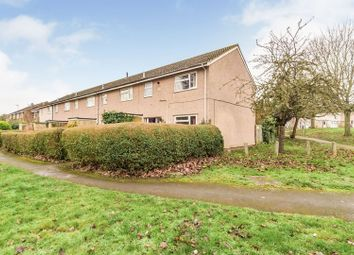 Thumbnail 3 bed end terrace house for sale in Chaucer Way, Hitchin