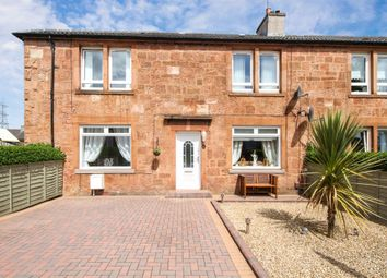 Thumbnail 2 bed flat for sale in County Avenue, Cambuslang, Glasgow