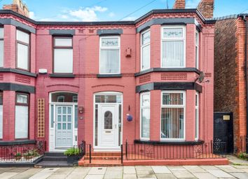 Thumbnail 3 bedroom terraced house for sale in Lyttelton Road, Aigburth, Liverpool