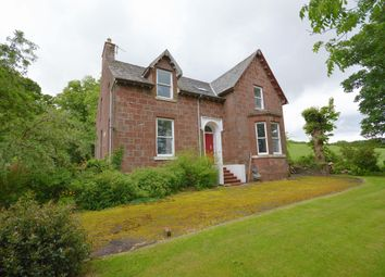 Thumbnail 4 bed detached house for sale in The Manse, Cardross Road, Renton