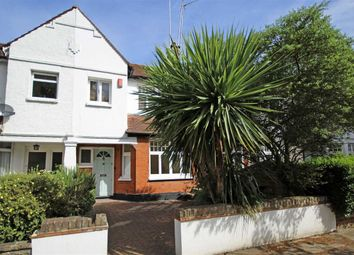 Thumbnail 3 bed terraced house to rent in Meadvale Road, London