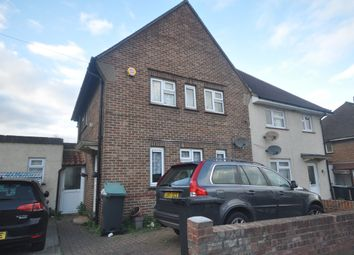 Thumbnail 3 bed semi-detached house to rent in Hampton Crescent, Gravesend