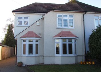 Thumbnail 4 bed semi-detached house for sale in Mayplace Road East, Bexleyheath, London