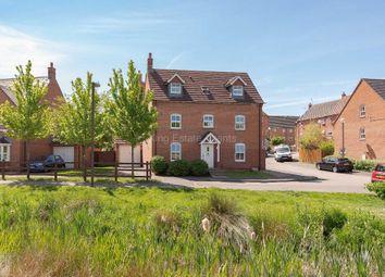 Thumbnail 5 bed detached house for sale in Bridgemere Close, Westcroft, Milton Keynes, Buckinghamshire