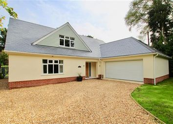 Thumbnail 5 bed detached house for sale in Golf Links Road, Ferndown