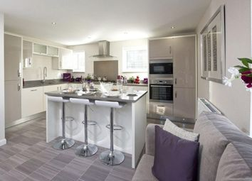 "Thumbnail 4 bed detached house for sale in ""Lincoln"" at Lime Pit Lane, Cannock"