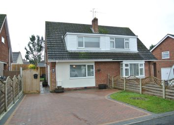 Thumbnail 3 bedroom semi-detached house to rent in Ravensthorpe Road, Wigston