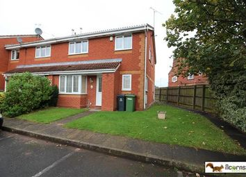 Thumbnail 2 bed terraced house for sale in Signal Grove, Bloxwich, Walsall