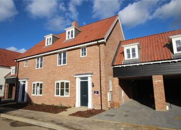 Thumbnail 4 bed terraced house for sale in Yarmouth Road, Blofield, Norwich, Norfolk