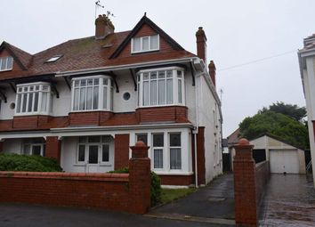 Thumbnail 6 bed semi-detached house for sale in Lougher Gardens, Porthcawl