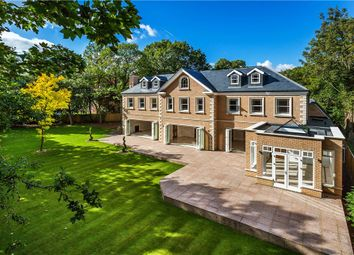 Thumbnail 6 bed detached house for sale in Burwood Park, Walton-On-Thames, Surrey