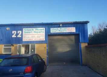 Thumbnail Commercial property for sale in Robert Leonard Industrial Site, Stock Road, Southend-On-Sea