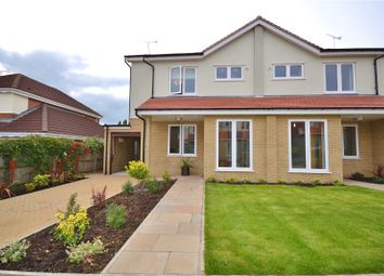 Thumbnail 4 bed semi-detached house for sale in Carter Close, Barnet, Hertfordshire