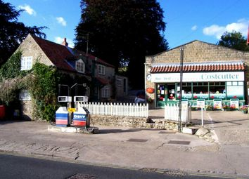 Thumbnail 3 bed property for sale in Off License & Convenience YO13, Snainton, North Yorkshire