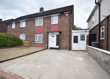 Thumbnail 4 bedroom semi-detached house for sale in Wickstead Avenue, Leagrave, Luton