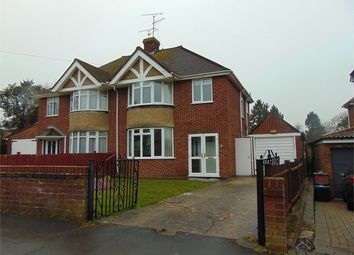 Thumbnail 3 bed semi-detached house to rent in Redhatch Drive, Earley, Reading, Berkshire