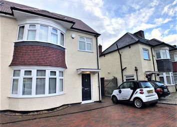 Thumbnail 5 bedroom semi-detached house to rent in Pinner Road, Northwood