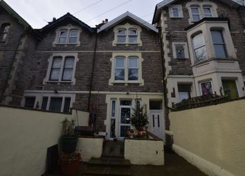 Thumbnail 6 bed terraced house for sale in Shrubbery Terrace, Weston-Super-Mare