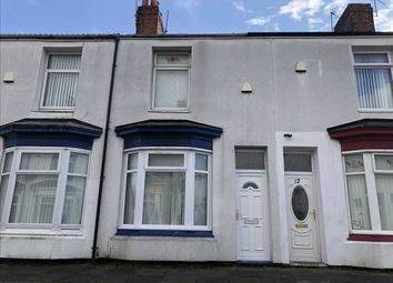 2 bed terraced house for sale in Wicklow Street, Middlesbrough, Middlesbrough TS1
