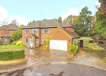 5 bed detached house for sale in St. Catherines, Woking GU22